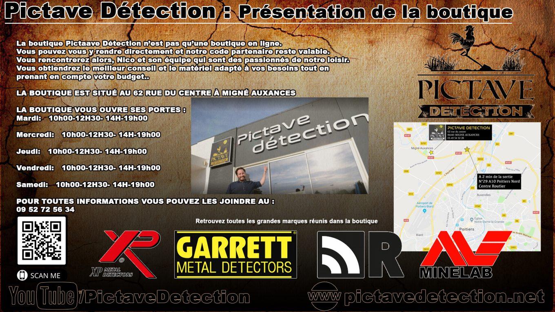 présentation Pictave détection