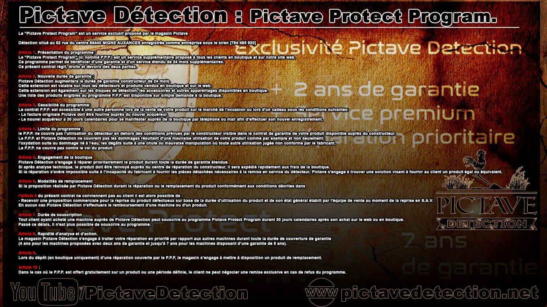 Présentation pictave protect extension de garantie