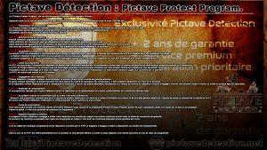 présentation Pictave protect. Extension de garantie