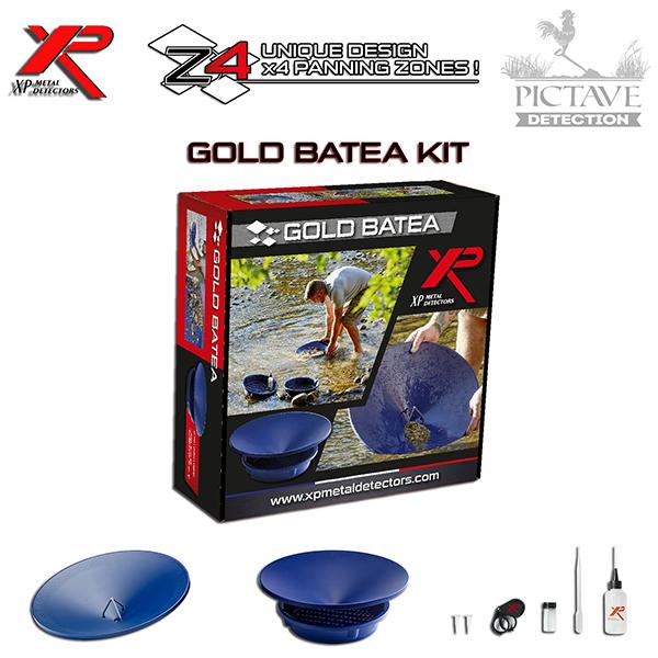Gold Batea Kit Xp