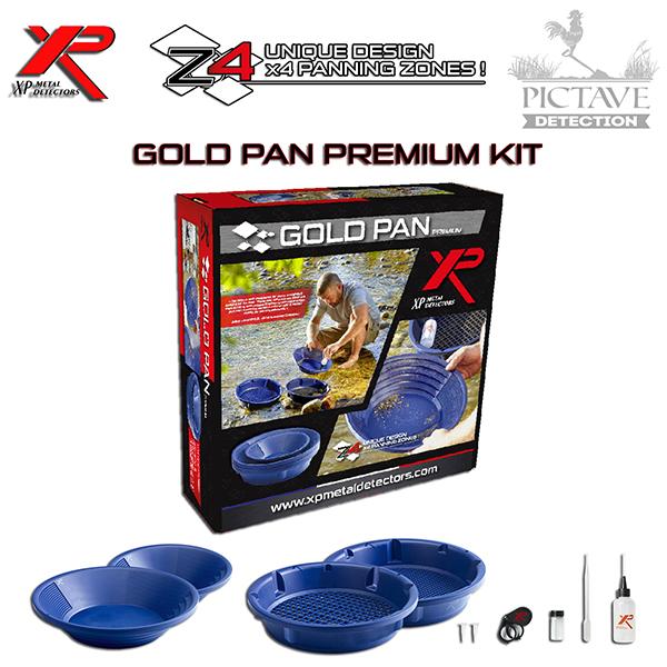 Xp Gold Pan Premium Kit