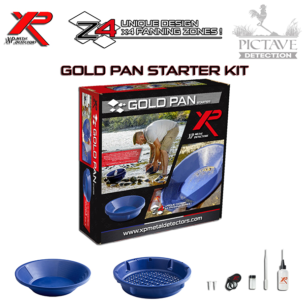 Xp Gold Pan Starter