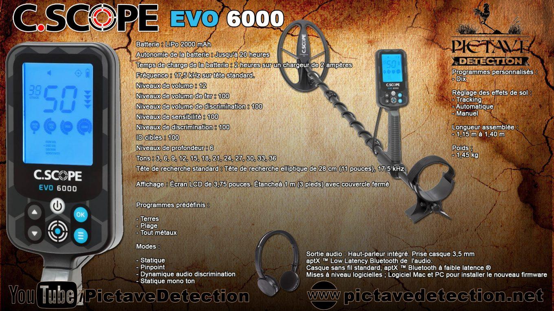 cscope evo 6000
