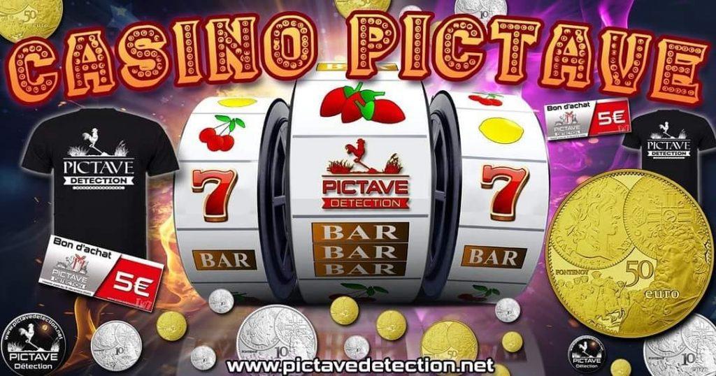 Casino pictave détection code réduction et promotion