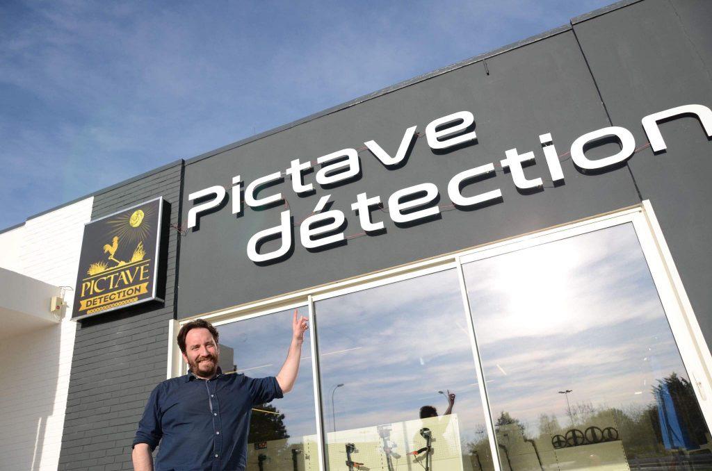 Boutique pictave detection