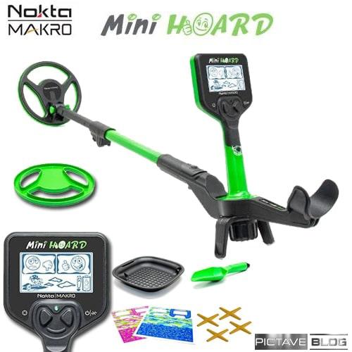 détecteur pour enfants Mini Hoard
