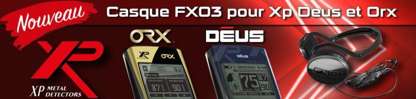 casque FX03