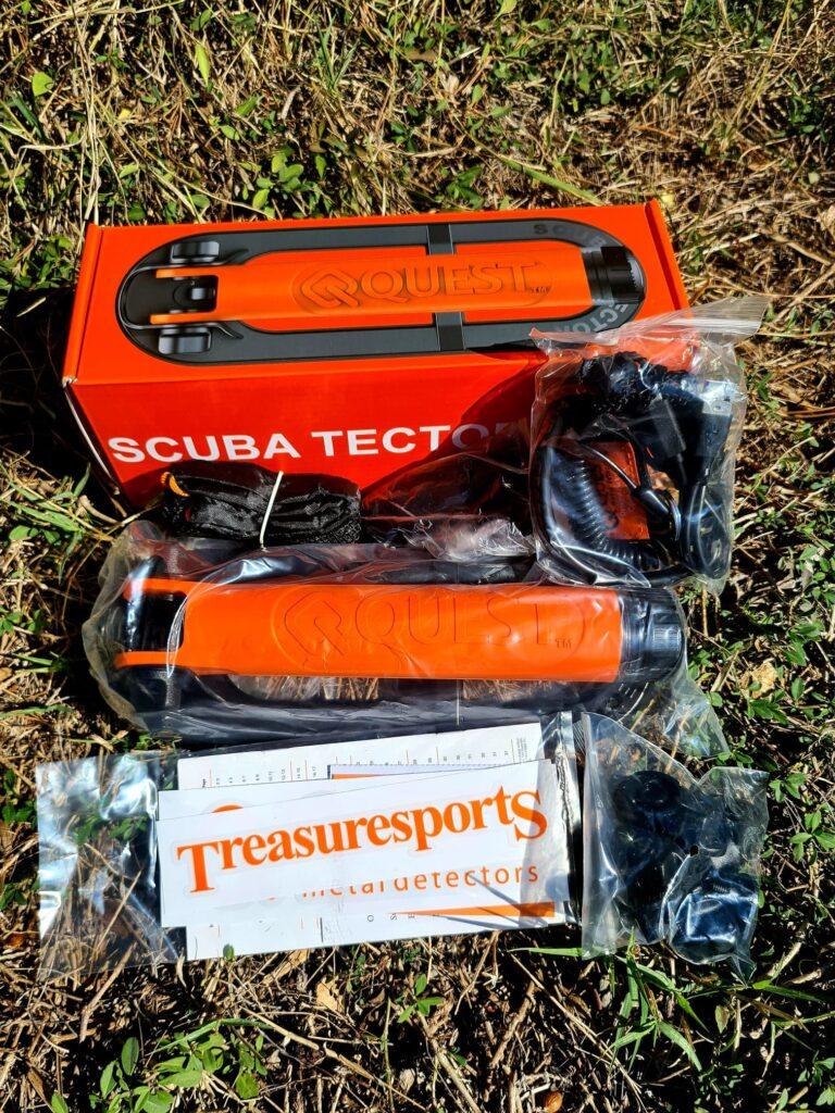 Unboxing Quest Scuba Tector Pro