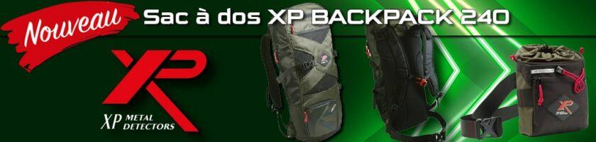 sac xp backpack 240
